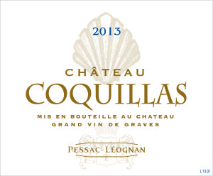 Chateau Coquillas Front Label